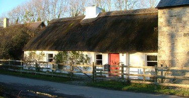 Thatch House