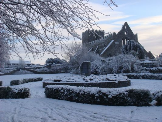 st mary's gowran snow built h CSOS
