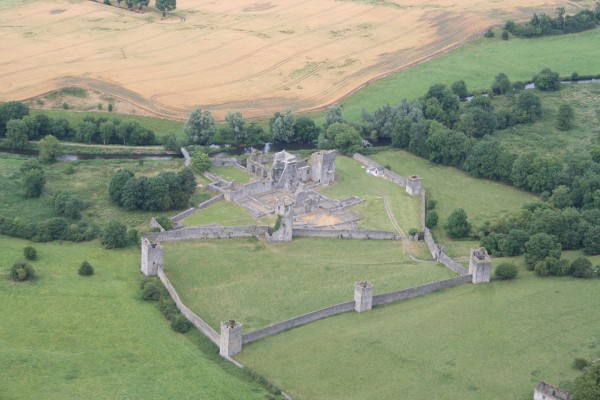 Aerial photo of Priory