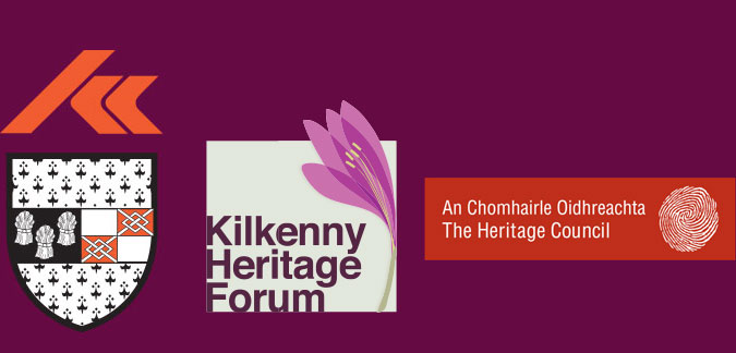 Heritage and Kilkenny County Council Logos